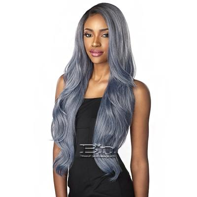 Sensationnel Synthetic Hair Empress Natural Deep Part Lace Front Wig - CLARISSA