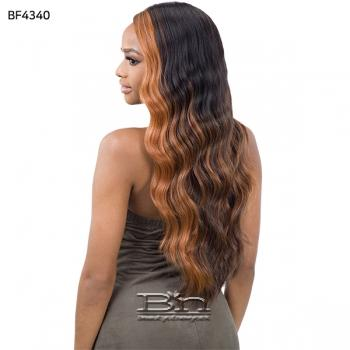 Mayde Beauty Lace and Lace Synthetic Lace Front Wig - HOLLY