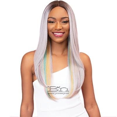 Janet Collection Synthetic Hair Color Me Lace Front Wig - DAILY