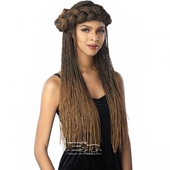 Sensationnel Cloud 9 Synthetic Hair 4x4 Lace Parting Swiss Lace Wig - MICRO TWIST