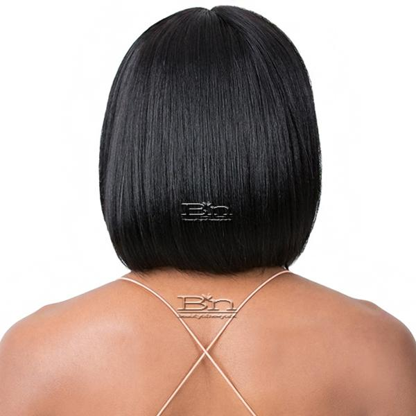 Its a wig 100% Remy Human Hair Lace Part Wig - HH REMI AMAL