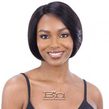 Naked 100% Brazilian Natural Human Hair Premium Wig - CASSITY