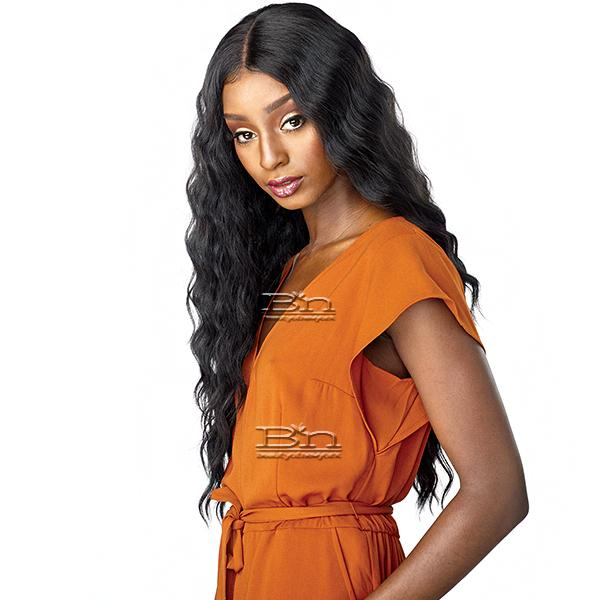 Sensationnel Shear Muse Synthetic Hair Empress Lace Front Wig - LAISHA