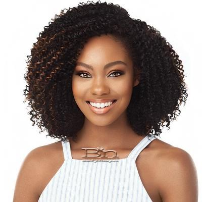 Outre Synthetic Half Wig Quick Weave - 4A SIZZLE SPIRAL