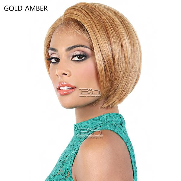 Motown Tress Synthetic Hair Deep Part Let's Lace Wig - LDP ANITA