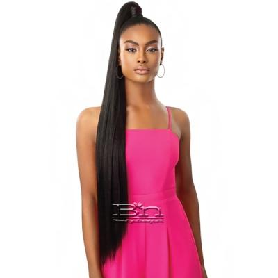 Outre Synthetic Pretty Quick Wrap Pony - SLEEK STRAIGHT 36