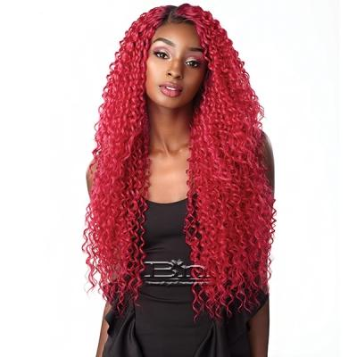 Sensationnel Synthetic Hair Empress Natural Deep Part Lace Front Wig - DARCIE