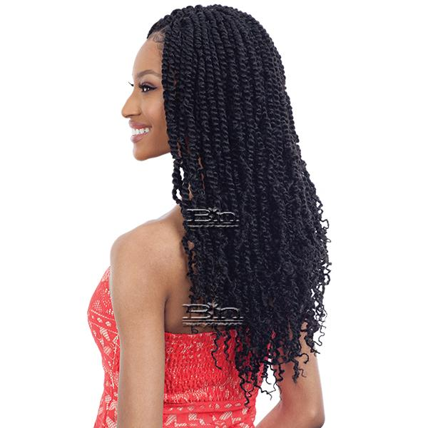 Freetress Synthetic Braid - SPRING TWIST 18