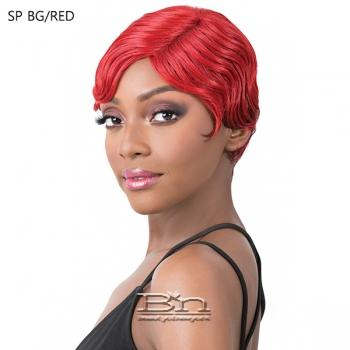 It's a wig Synthetic Wig - RIVER WAVE