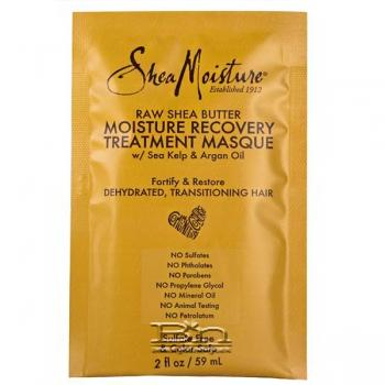 SheaMoisture Raw Shea Butter Moisture Recovery Treatment Masque 2oz