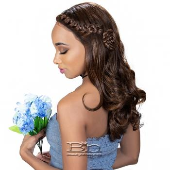 Zury Sis Beyond Synthetic Hair Lace Front Wig - BYD LACE H FLORA
