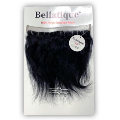 Bellatique 100% Virgin Brazilian Remy Wet & Wavy Hair 13x4 Frontal Closure - BOHEMIAN CURL