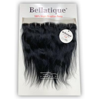 Bellatique 100% Virgin Brazilian Remy Wet & Wavy Hair 13x4 Frontal Closure - DEEP WAVE