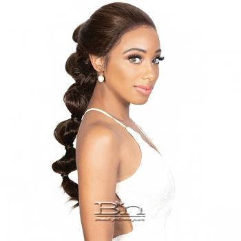 Zury Sis Beyond Synthetic Hair Lace Front Wig - BYD LACE H BUBBLE