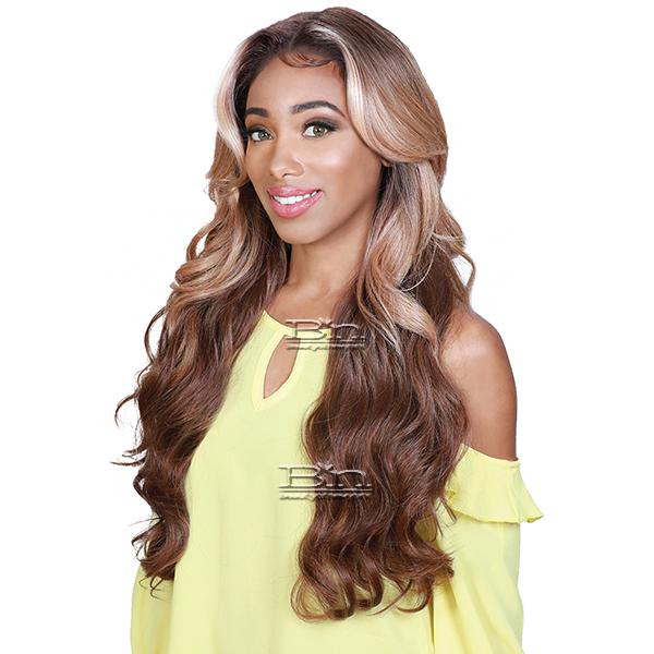 Zury Sis Beyond Synthetic Hair Lace Front Wig - BYD LACE H CHILL