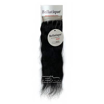 Bellatique 100% Virgin Brazilian Remy Wet & Wavy Hair 4x4 Full Lace Closure - DEEP WAVE