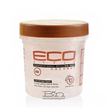 Eco Style Coconut Oil Styling Gel 8oz