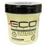 Eco Style Black Castor and Flaxseed Oil Styling Gel 16oz