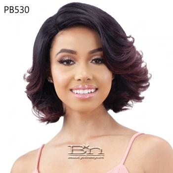 Model Model Synthetic Hair Lace Part Wig Elvia 5 Inch