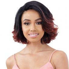 Model Model Synthetic Hair Lace Part Wig - ELVIA (5 inch deep lace side part)