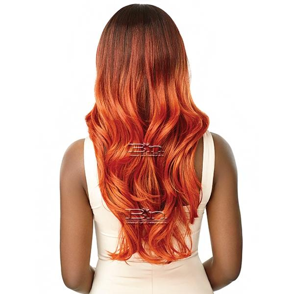Outre Synthetic I-Part Swiss Lace Front Wig - PHOENIX