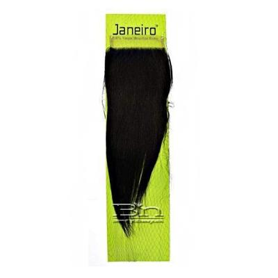 Janeiro 100% Virgin Brazilian Remy Hair 4x4 HD Transparent Lace Closure - STRAIGHT