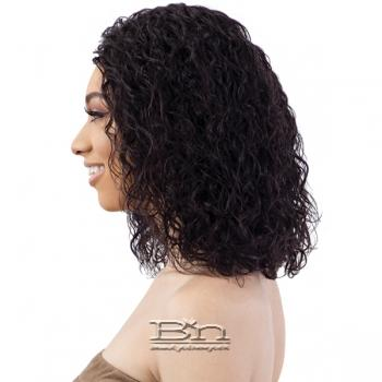 Naked 100% Brazilian Natural Human Hair Premium Lace Part Wig - AVERY