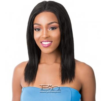 It's A Wig Salon Remi 100% Human Hair 13x4 Lace Wig - WET N WAVY FRENCH DEEP WATER