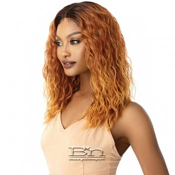 Outre Synthetic I-Part Swiss Lace Front Wig - TATUM