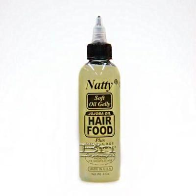 Natty Soft Oil Gelly Jojoba Oil Hair Food 4oz
