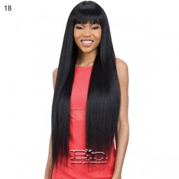 Mayde Beauty Axis Synthetic Wig - SLEEK CHINA BANG