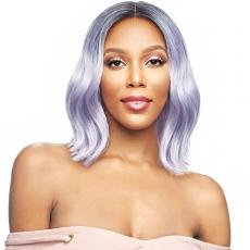 Vanessa Synthetic Hair Lace Front Wig - TOPS M EVIE