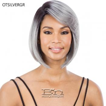 Mayde Beauty Synthetic Invisible 5 inch Lace Part Wig - CLAUDIA
