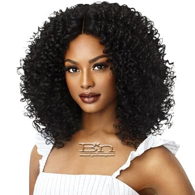 Outre Synthetic Lace Front Wig BIG BEAUTIFUL HAIR - 3B RHYTHM