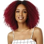 Outre Synthetic Big Beautiful Hair Lace Front Wig - 4B CROWN CURLS