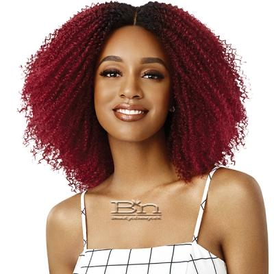 Outre Synthetic Lace Front Wig BIG BEAUTIFUL HAIR - 4B CROWN CURLS