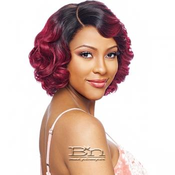 Vanessa 100% Brazilian Human Hair Lace Front Wig - TCH EMMA