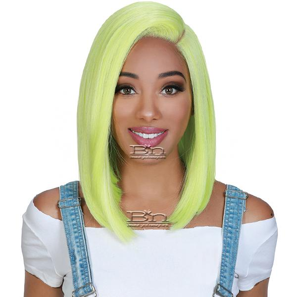 Zury Sis Beyond Synthetic Moon Part Hair Lace Wig - BYD MP LACE H WISH