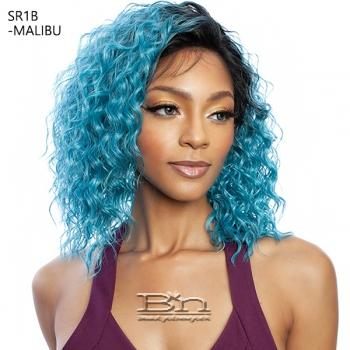 Isis Brown Sugar Human Hair Blend Lace Front Wig - BSN211 CASCADES
