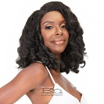 Janet Collection Natural Me Synthetic Hair Lace Wig - AMANI