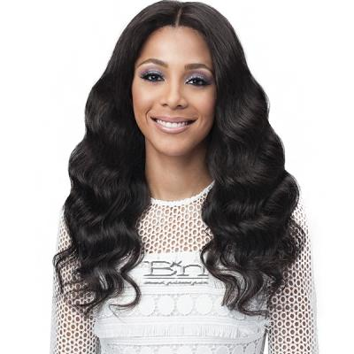 Bobbi Boss 100% Virgin Remy Human Hair Whole Lace Wig - BNGLWOC24 OCEAN WAVE 24