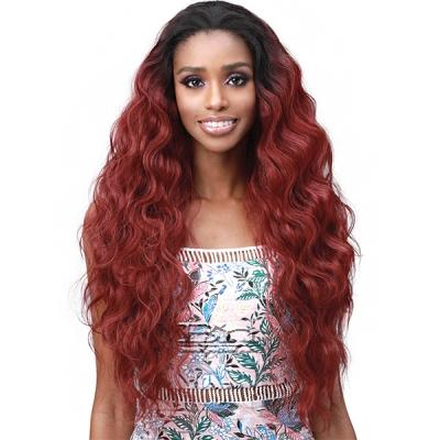 Bobbi Boss Human Hair Blend Full Cap Wig - MOGFC001 BODY WAVE