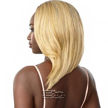 Outre Synthetic L-Part Swiss Lace Front Wig - KAILANI