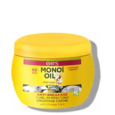 ORS Monoi Oil Curl Perfecting Smoothie Creme 8oz