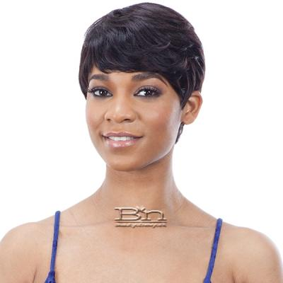 Model Model Nude 100% Brazilian Natural Human Hair Wig - SUGAR