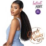 Sensationnel Curls Kinks & Co Synthetic Ponytail Instant Pony - GAME CHANGER XL