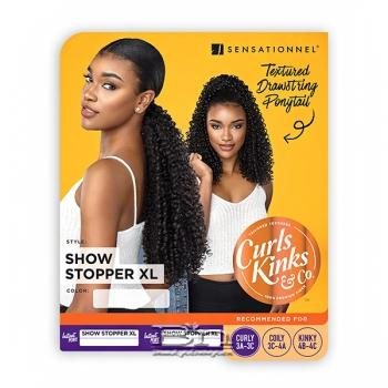 Sensationnel Curls Kinks & Co Synthetic Ponytail Instant Pony - SHOW STOPPER XL