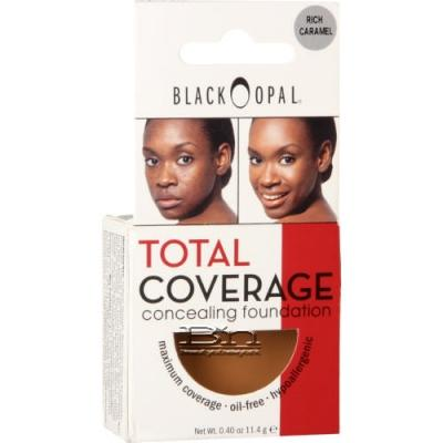 Black Opal Total Coverage Concealing Foundation 0.40oz -Rich Caramel