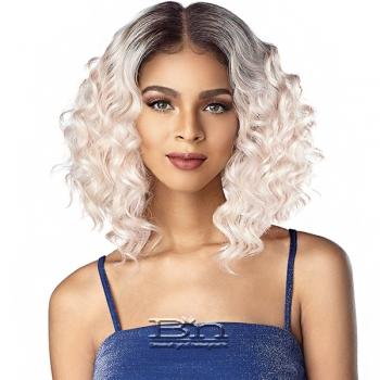 Sensationnel Synthetic Cloud 9 Swiss Lace What Lace 13x6 Frontal Lace Wig - KAMILE
