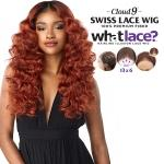 Sensationnel Synthetic Cloud 9 Swiss Lace What Lace 13x6 Frontal Lace Wig - DARLENE